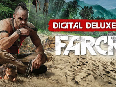 Far Cry 3: Deluxe Edition (2012) RePack от qoob