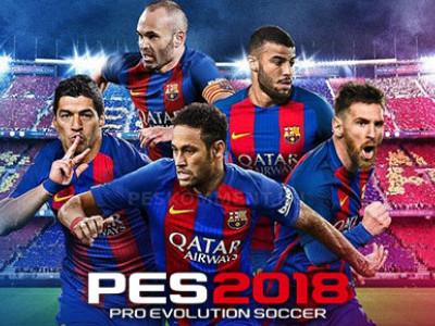 PES 2018 / Pro Evolution Soccer 2018: FC Barcelona Edition (2017) RePack от qoob