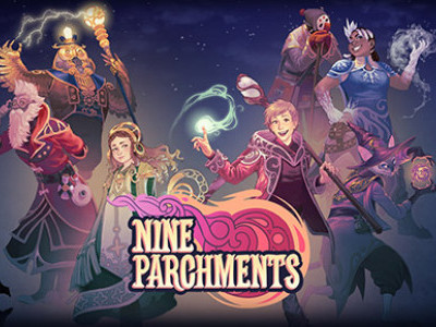 Nine Parchments (2017) RePack от qoob