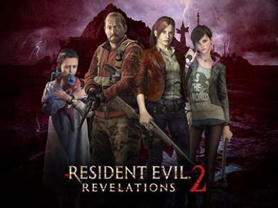 Resident Evil Revelations 2: Episode 1-4 (2015) RePack от qoob