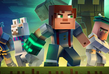 Minecraft: Story Mode — Season Two. Episode 1-4 (2017) RePack от qoob