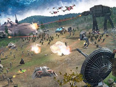 Star Wars: Empire at War – Gold Pack (2006) RePack от qoob