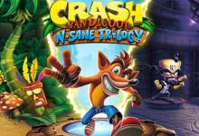 Crash Bandicoot N. Sane Trilogy (2018) RePack от qoob