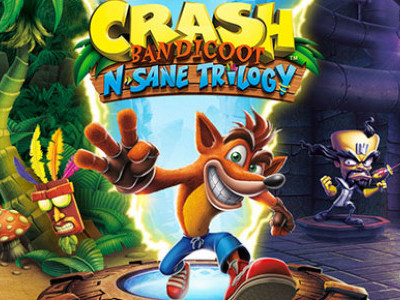 Crash Bandicoot N. Sane Trilogy (2018) RePack от qoob