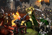 Stronghold Legends: Steam Edition (2009) RePack от qoob