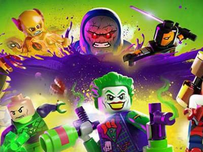 LEGO DC Super-Villains Deluxe Edition (2018) RePack