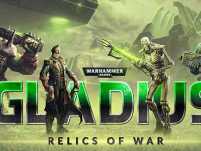 Warhammer 40,000: Gladius — Relics of War: Deluxe Edition (2018) RePack от qoob