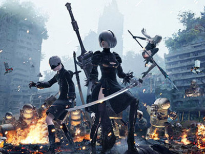 NieR: Automata — Day One Edition (2017) RePack